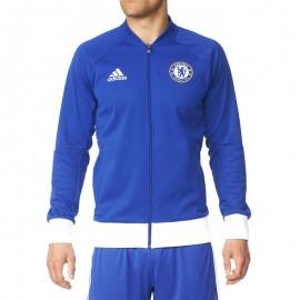 Veste FC Chelsea Bleu Football Homme Adidas