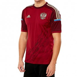 Maillot Russie Rouge Football Homme Adidas