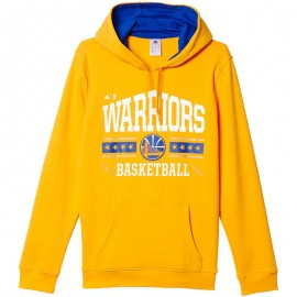 Sweat Los Angeles Lakers Jaune Basketball Adidas