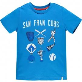 Tee Shirt San Fran Cubs Bleu Garçon Esprit