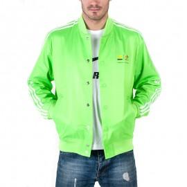Veste Pharrell Williams Vert Homme Adidas
