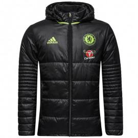 Doudoune FC Chelsea Noir Football Homme Adidas