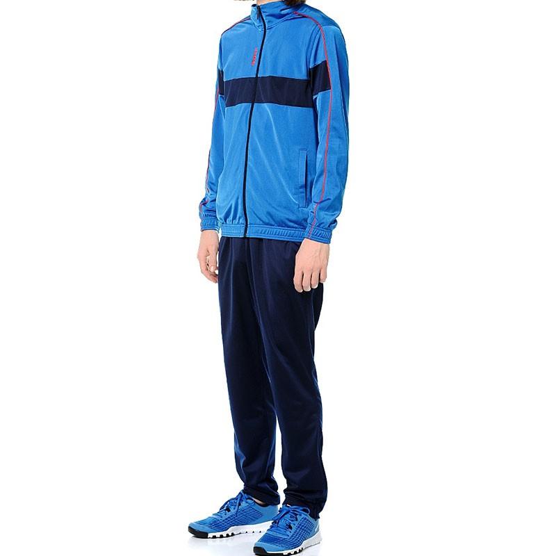 b9df4dbeb4983 Survêtement TS TRICOT Entrainement Bleu Femme Reebok - Survêtements