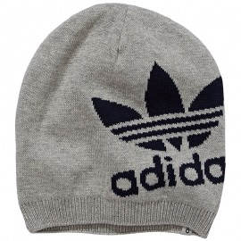 Bonnet AC Logo Gris Garçon Adidas