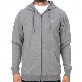 Sweat Core Basics Zip Gris Homme Vans