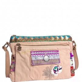 Sac Toulouse Military Rose Femme Desigual