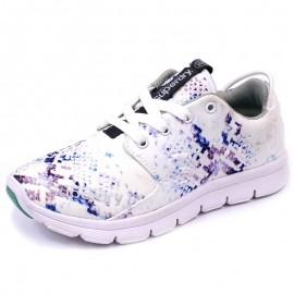 Chaussures Scuba Runner Blanc Femme Superdry