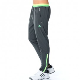 Pantalon Football Gris Homme Adidas