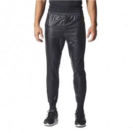 Pantalon Coupe-vent Running Noir Homme Adidas