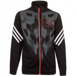 Veste F50 Entrainement Noir Garçon Adidas