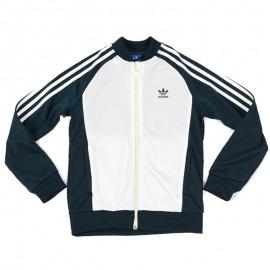Veste Top plain Blanc Garçon Adidas