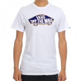 Tee Shirt OTW Blanc Homme Vans