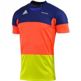 Maillot Freefootball Football Orange Homme Adidas