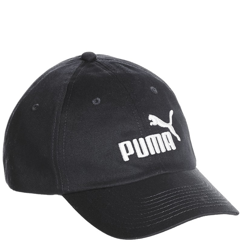 casquette essential noir gar on homme puma. Black Bedroom Furniture Sets. Home Design Ideas