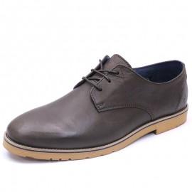 Chaussures Finnley Cuir Marron  Homme Tbs