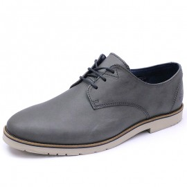 Chaussures Finnley Cuir Gris Homme Tbs