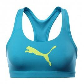 Brassière Powershape Sport Bleu Femme Puma