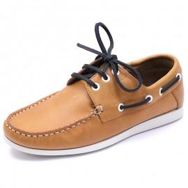Chaussures Arnhems Cuir Marron Homme Tbs