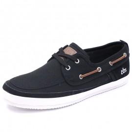 Chaussures Marinas Cuir Noir Homme Tbs