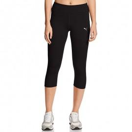 Collant 3/4 Essential Running Noir Femme Puma