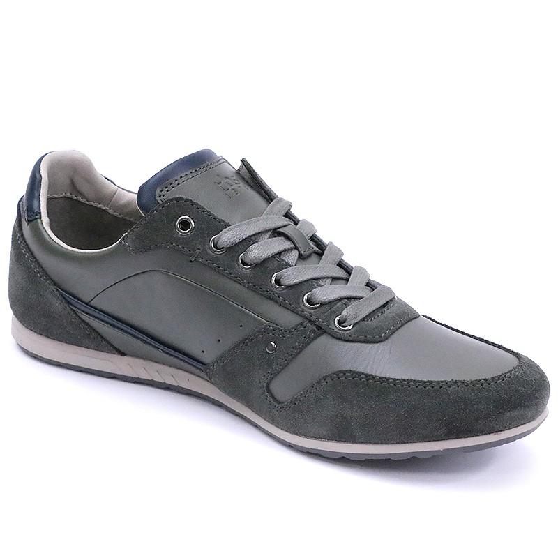 Chaussures-Langton-Gris-Homme-Tbs