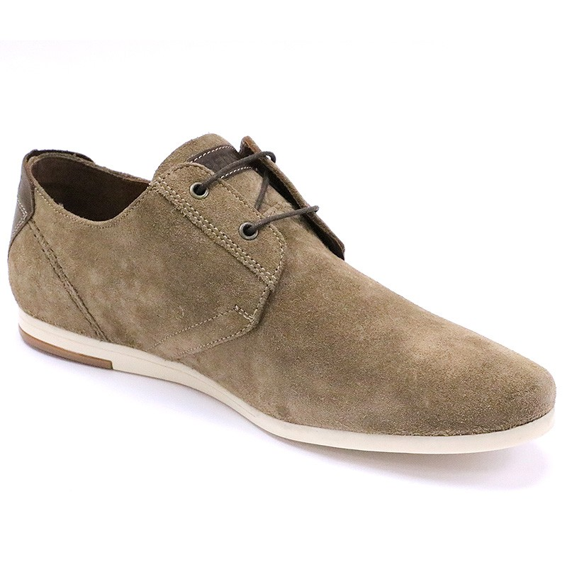 chaussures nail cuir marron homme redskins. Black Bedroom Furniture Sets. Home Design Ideas