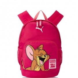 Sac à dos TOM & JERRY Rose Fille Puma