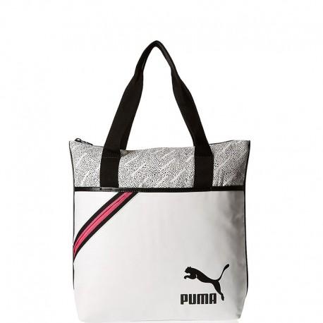 Sac À Bandoulière Archive Blanc Femme Puma F5i5JQ
