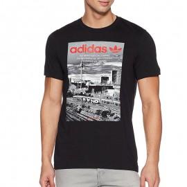 Tee-shirt Spree Vollgas Noir Homme Adidas
