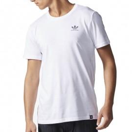 Tee-shirt Clima 2.0 Skateboarding Blanc Homme Adidas