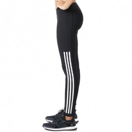 Collant Noir Entrainement Femme Adidas