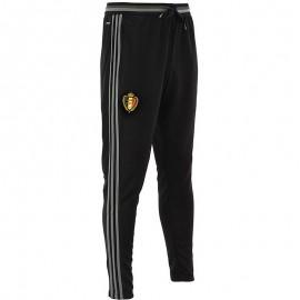 Pantalon Belgique Football Noir  Homme Adidas