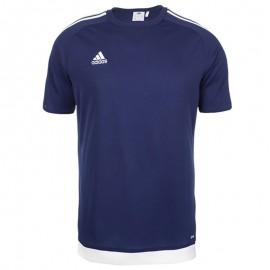 Tee-shirt Estro 15 Football Marine Homme Adidas