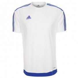 Tee-shirt Estro 15 Football Blanc Homme Adidas