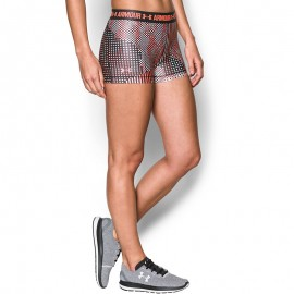 Shorty Printed Running Orange Femme Under Armour