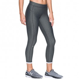 Collant Gris Entrainement Femme Under Armour