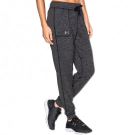 Pantalon Tech pant Twist Entrainement Gris Femme Under Armour