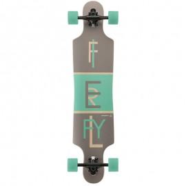 Longboard Aquawood Vert Firefly