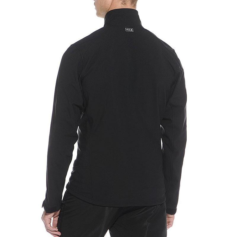 veste softshell sosh outdoor homme noir adidas. Black Bedroom Furniture Sets. Home Design Ideas