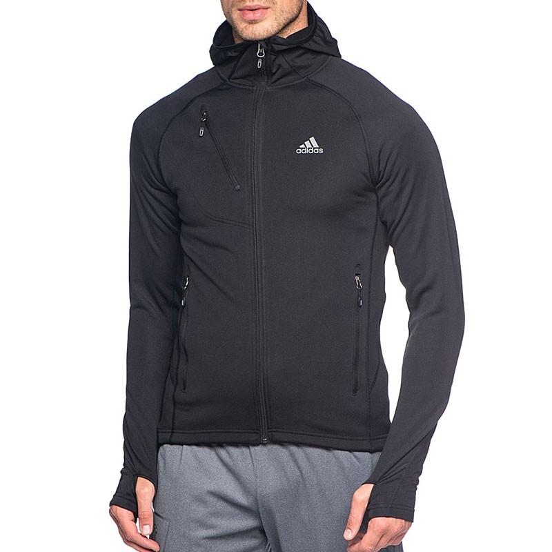 Veste Outdoor Homme Noir Adidas