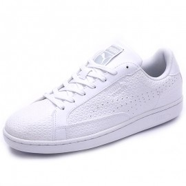 Chaussures Match Emboss Blanc Homme Puma