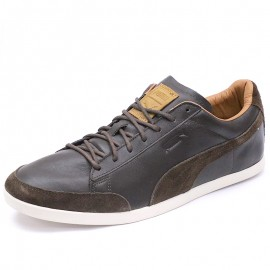 Chaussures Lo pro Catskill Marron Homme Puma