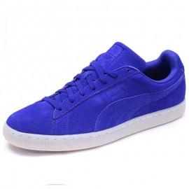 Chaussures Suède Classic Colored Bleu Homme Puma