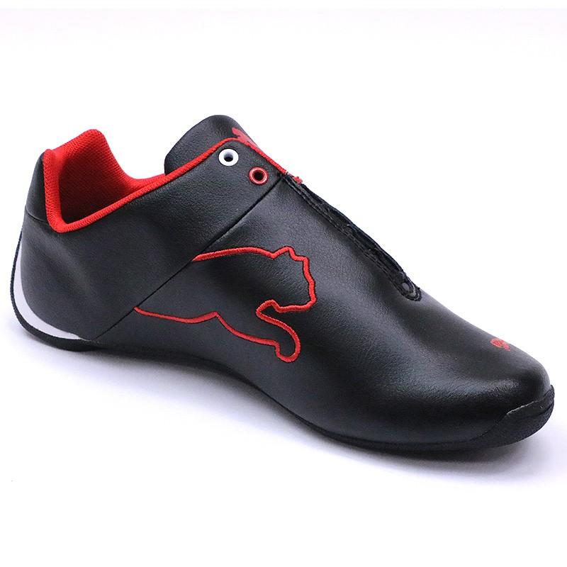 Chaussures Puma Future noires garçon EH5ymym