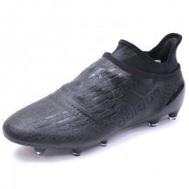 Chaussures X 16 + Purechaos FG Football Jaune Homme Adidas