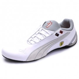 Chaussures Future Cat M2 Weave SF Blanc Homme Puma