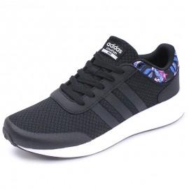 Chaussures Race Cloudfoam Noir Femme Adidas
