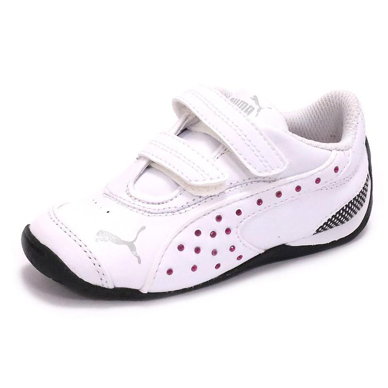 chaussure puma fille enfant