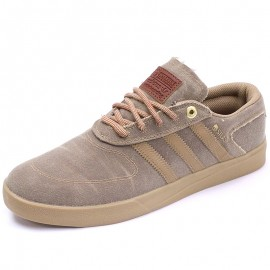 Chaussures Silas Marron Skateboard Homme Adidas
