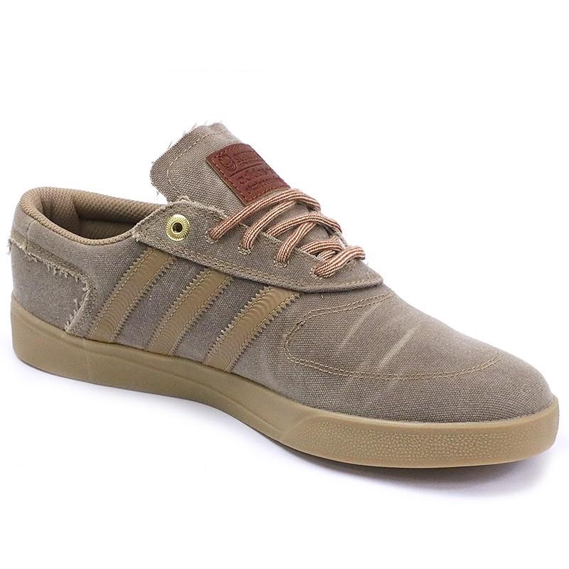 ADIDAS Chaussures Silas Marron Skateboard Homme Adidas